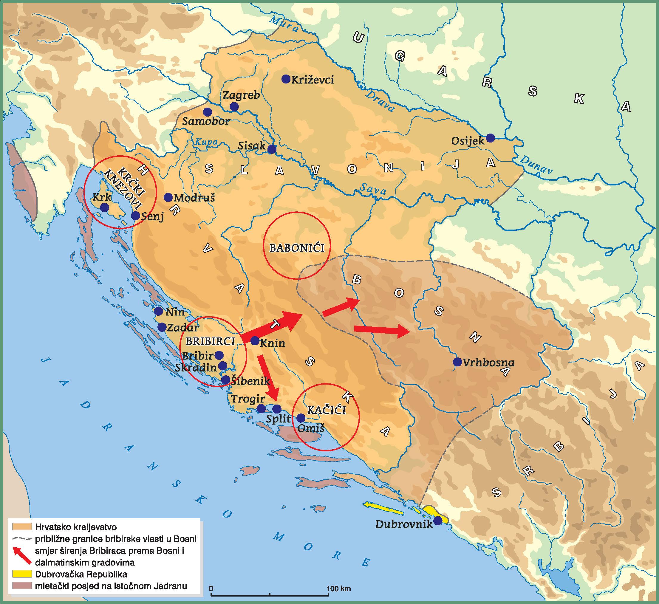 8 Hrvatska U Razvijenom I Kasnom Srednjem Vijeku Klio 6