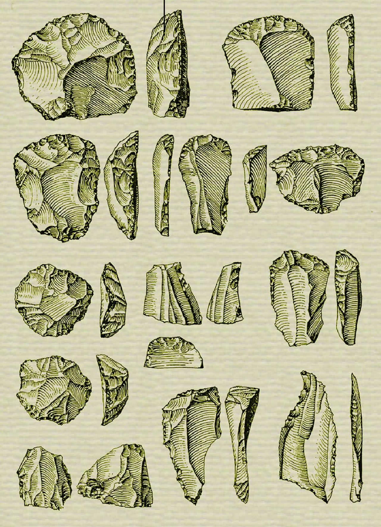 kameno datiranje kameno doba