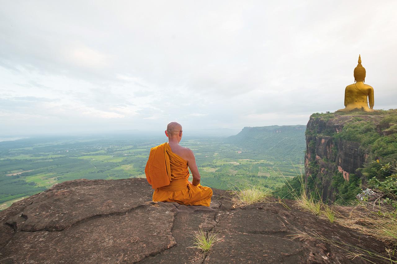 Budistički izlazak muslimanski