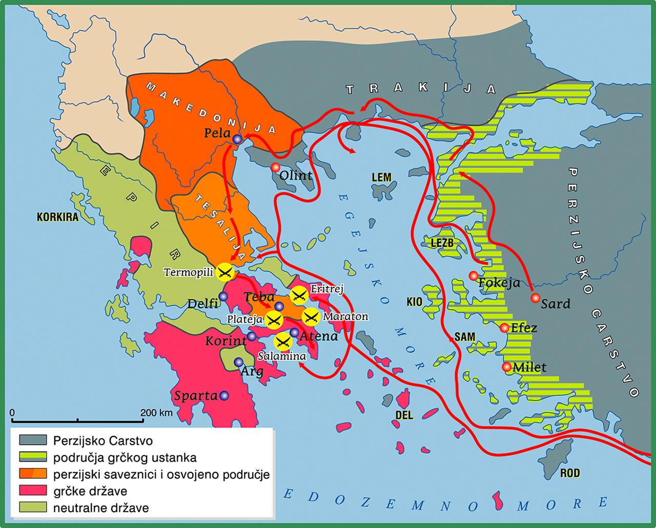 Ratovi Stare Grcke Klio 5
